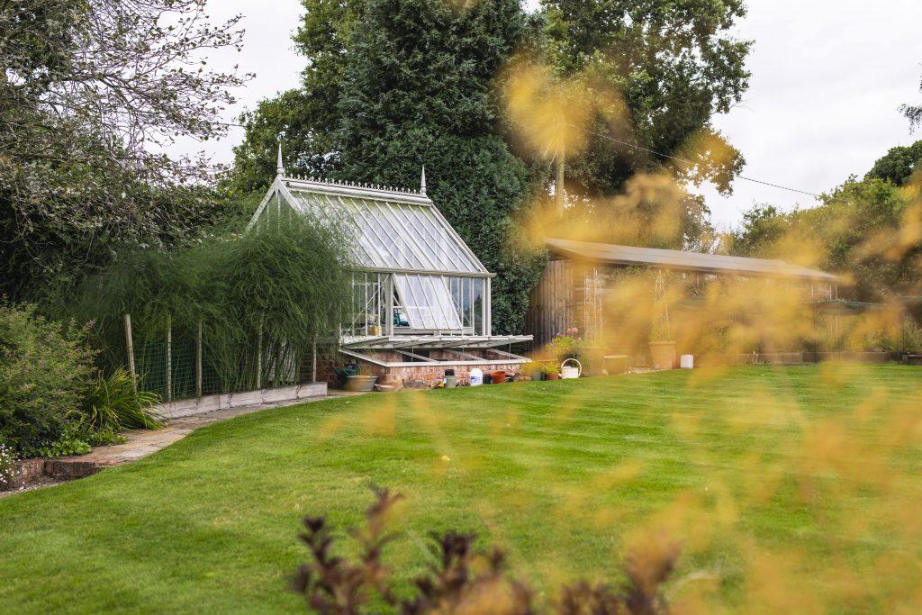 4. Garden Greenhouse