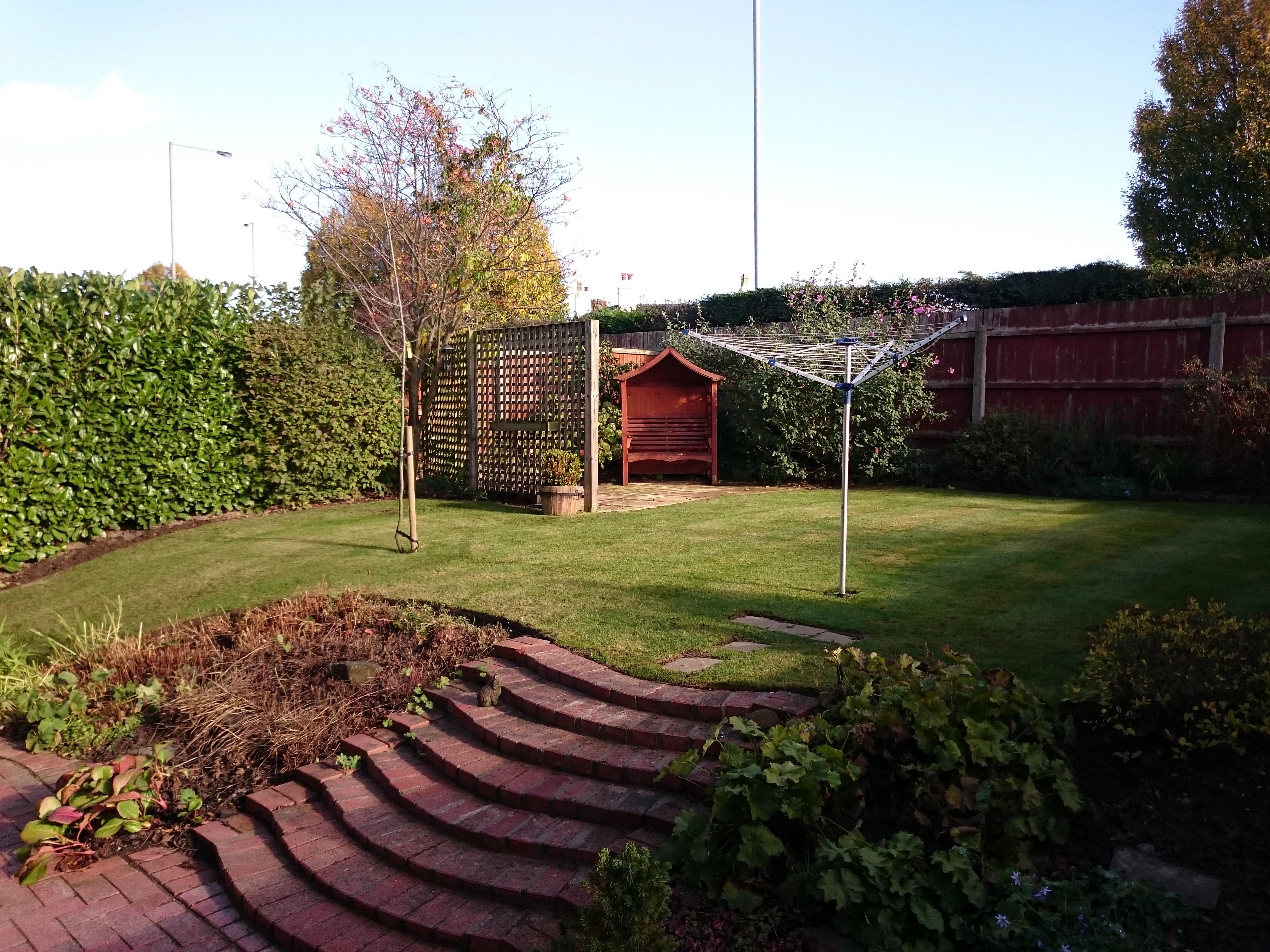 Gardener in Newcastle under Lyme