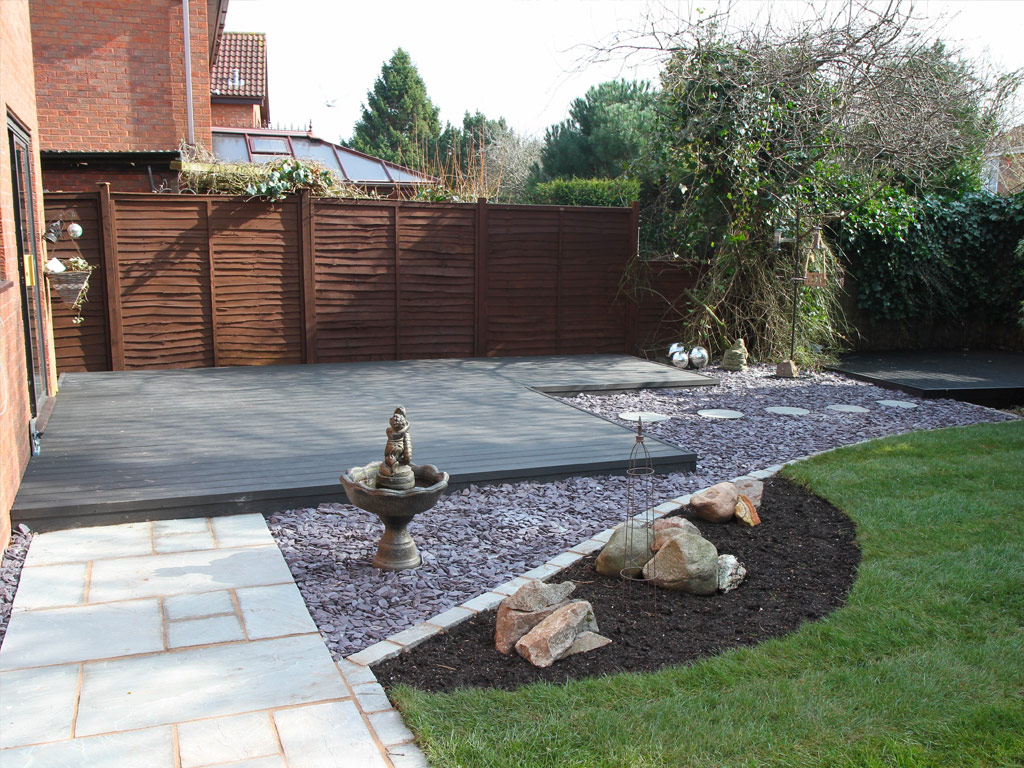 Landscaping in Newcastle under Lyme