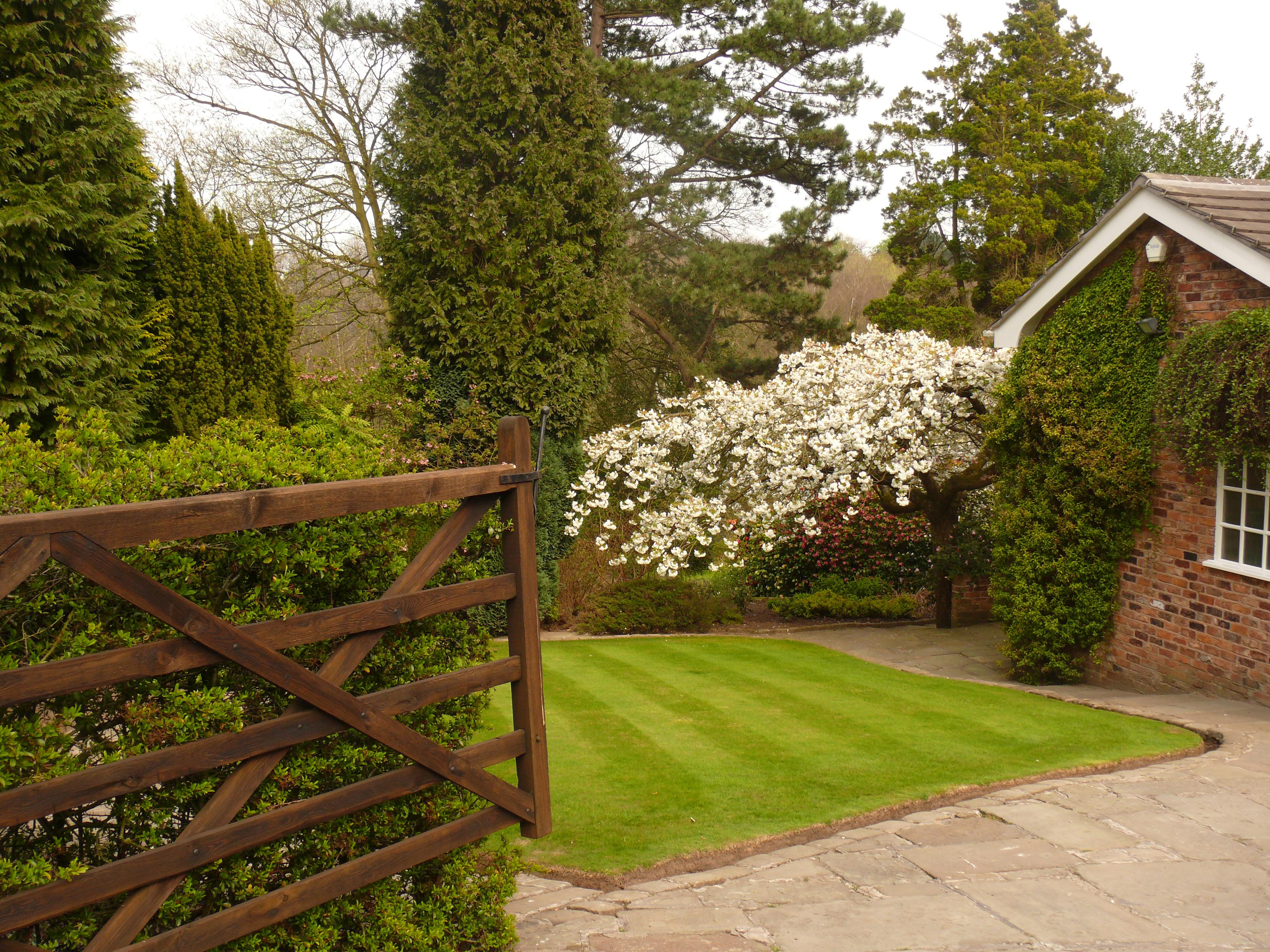 Garden Maintenance Staffordshire and Cheshire