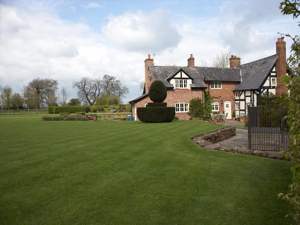 Lawn Mowing, Smith, Nantwich 1