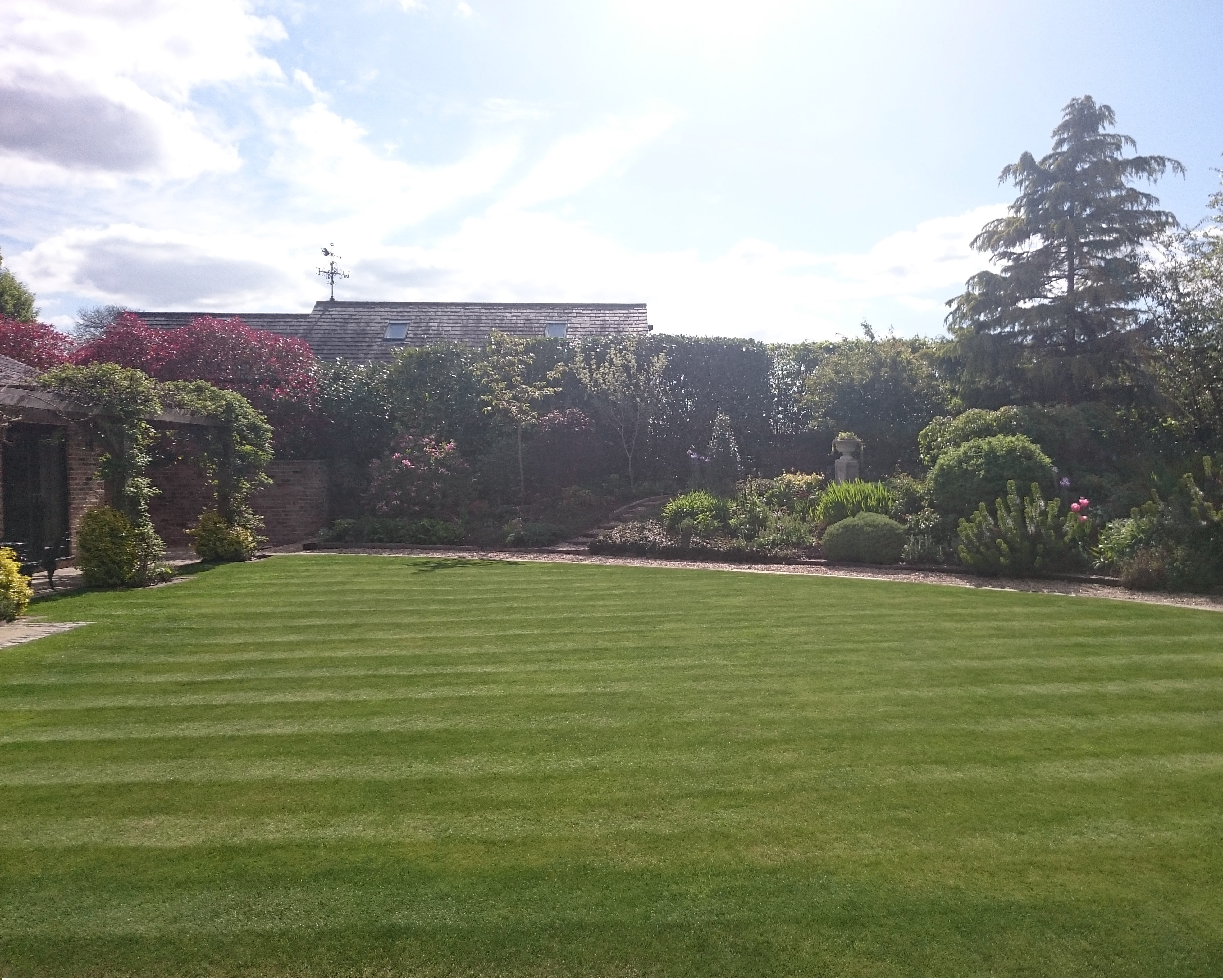 Gardeners in Cheadle, Staffordshire