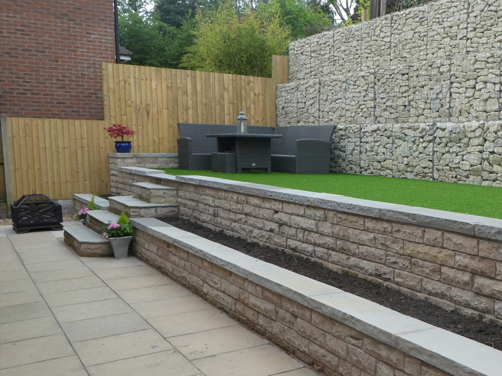 Landscaping in Alton