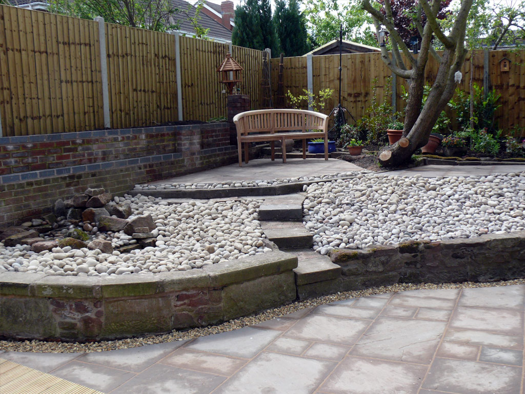 Landscaping in Alderley Edge
