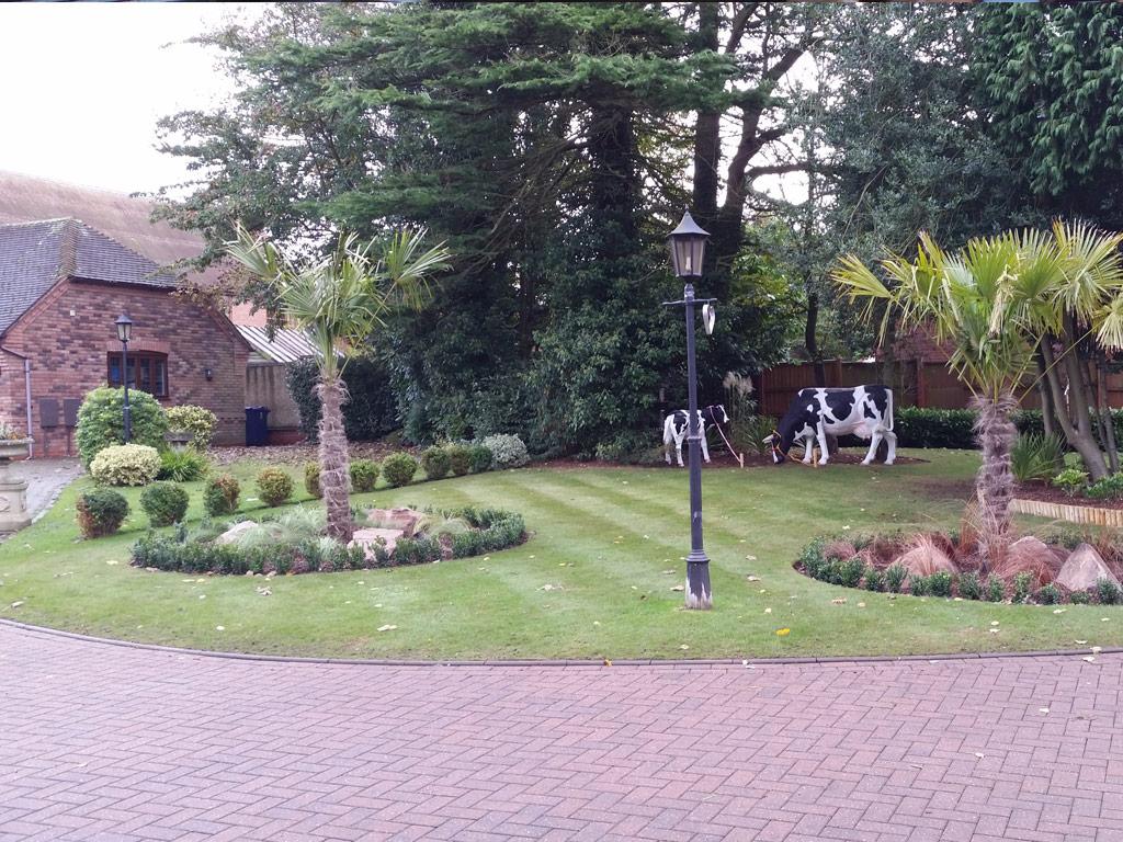 Gardener in Cannock