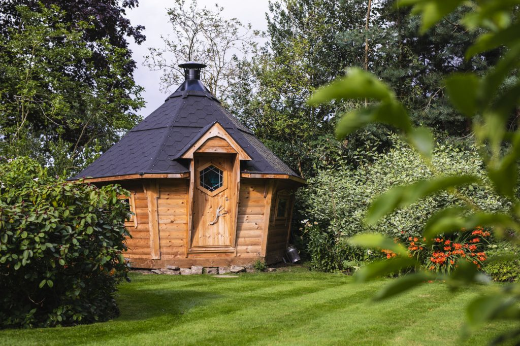 13. Outdoor Garden Buildings