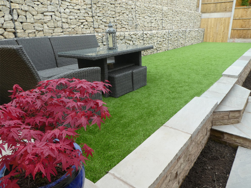 Landscaping in Loggerheads