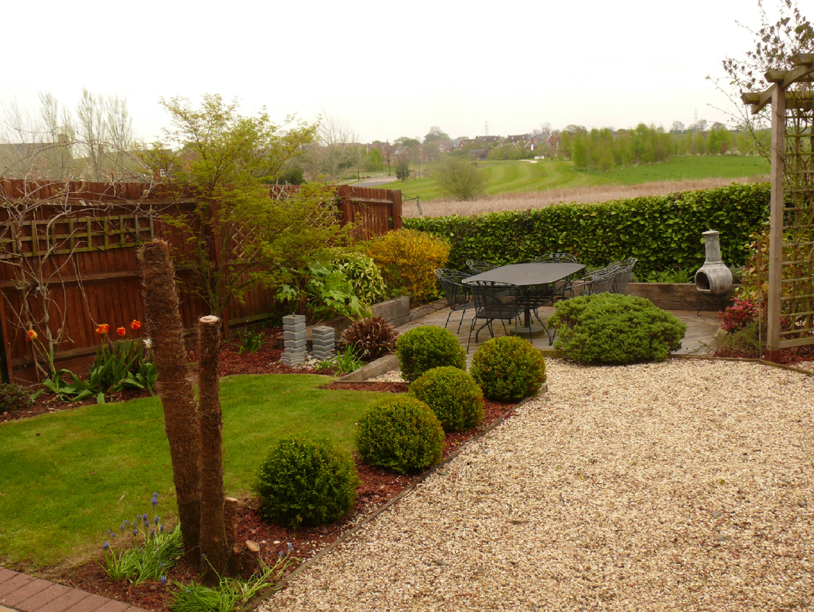 Maintained Garden in Wychwood Park